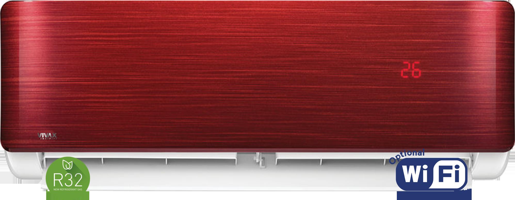 ACP-12CH35AERI R32 Red