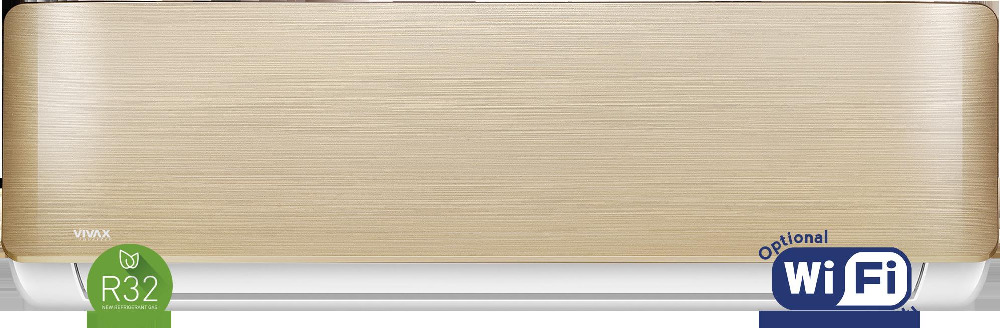 ACP-12CH35AERI R32 GOLD